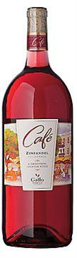 Gallo Family Vineyards Zinfandel Cafe